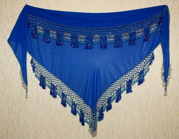 B01- Бисерные пояса для танца
