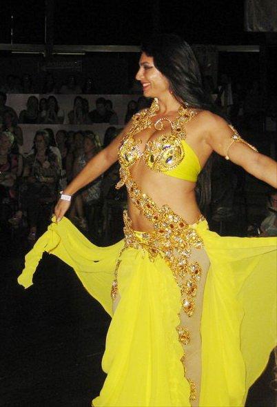 Восточные костюмы для танца живота